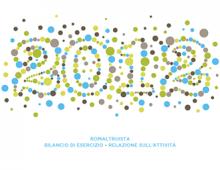 RomAltruista 2012, bilancio annuale