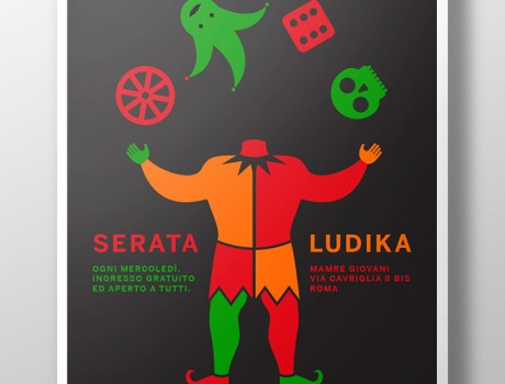 Ars Ludika Poster