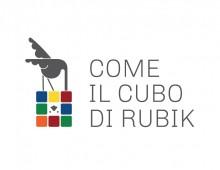 Come il cubo di Rubik – logo