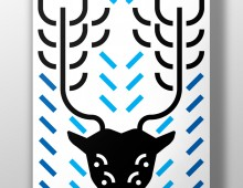 Il cervo che si credeva l'animale più veloce del mondo