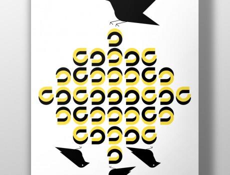 La Gazza e i suoi uccellini